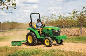 Compact, Subcompact, Utility Tractors