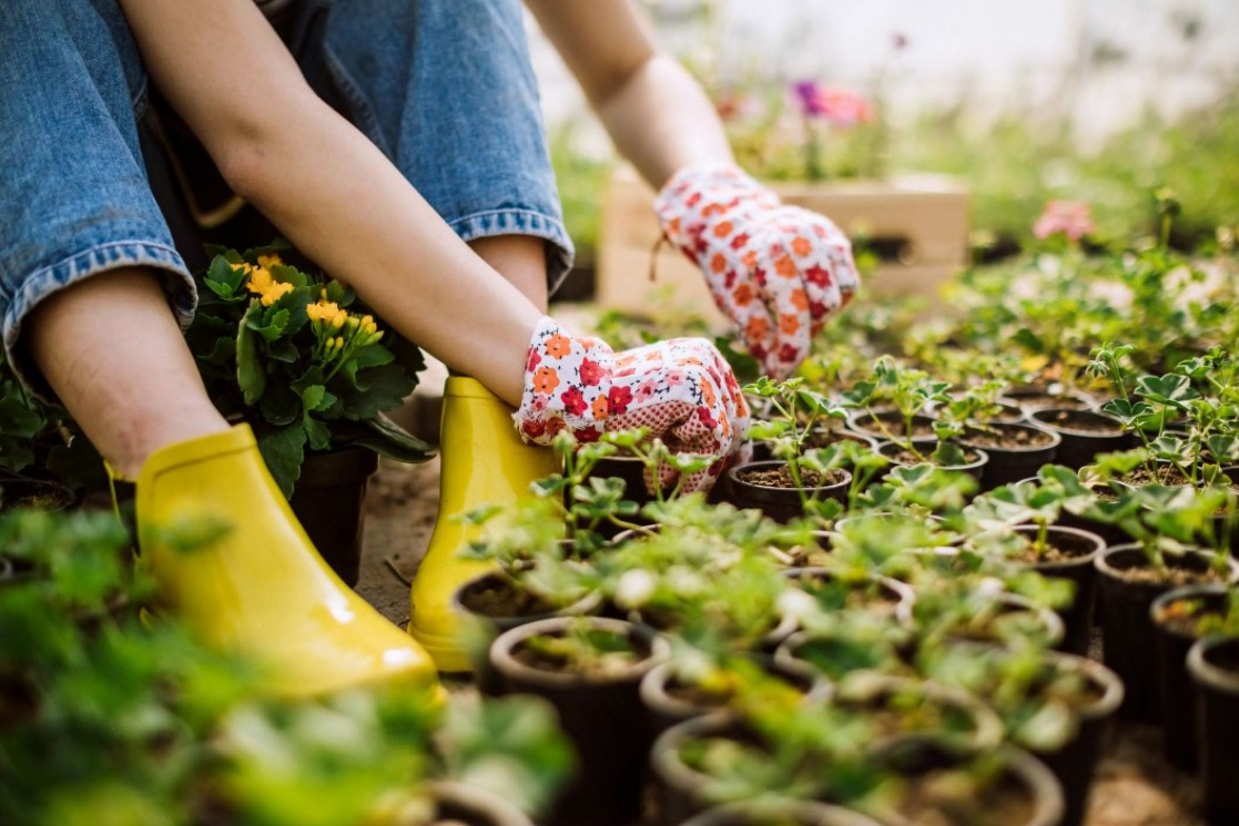 How To Protect Your Feet In The Garden
